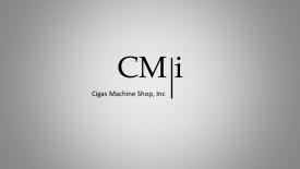 Cigas Machine Shop Inc.