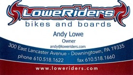 LoweRiders