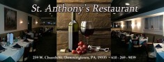 Saint Anthony's Resturant