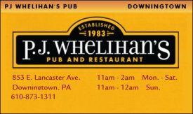 PJ Whelihan's Pub and Restaurant